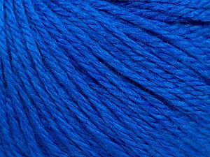 Fiber Content 40% Merino Wool, 40% Acrylic, 20% Polyamide, Brand Ice Yarns, Blue, Yarn Thickness 3 Light  DK, Light, Worsted, fnt2-45822