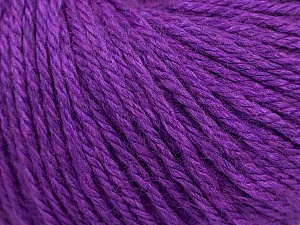 Fiber Content 40% Acrylic, 40% Merino Wool, 20% Polyamide, Lavender, Brand Ice Yarns, Yarn Thickness 3 Light  DK, Light, Worsted, fnt2-45824