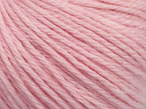 Fiber Content 40% Merino Wool, 40% Acrylic, 20% Polyamide, Brand Ice Yarns, Baby Pink, Yarn Thickness 3 Light  DK, Light, Worsted, fnt2-45828