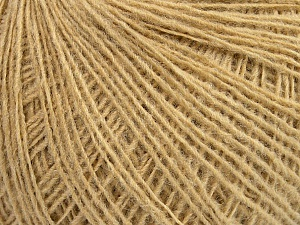 Fiber Content 70% Acrylic, 30% Wool, Brand Ice Yarns, Dark Cream, Yarn Thickness 2 Fine  Sport, Baby, fnt2-46366