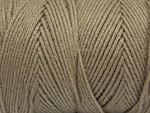 Items made with this yarn are machine washable & dryable. Fiber Content 100% Dralon Acrylic, Mink, Brand Ice Yarns, Yarn Thickness 4 Medium  Worsted, Afghan, Aran, fnt2-47176