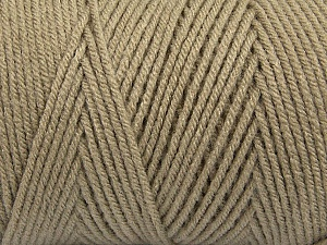 Items made with this yarn are machine washable & dryable. Fiber Content 100% Dralon Acrylic, Brand Ice Yarns, Beige, Yarn Thickness 4 Medium  Worsted, Afghan, Aran, fnt2-47177