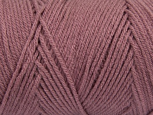 Items made with this yarn are machine washable & dryable. Fiber Content 100% Dralon Acrylic, Brand Ice Yarns, Dark Rose Pink, Yarn Thickness 4 Medium  Worsted, Afghan, Aran, fnt2-47189
