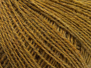 Fiber Content 70% Acrylic, 30% Wool, Brand Ice Yarns, Green Melange, Yarn Thickness 2 Fine  Sport, Baby, fnt2-47270