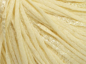Fiber Content 79% Cotton, 21% Viscose, Light Lemon Yellow, Brand Ice Yarns, Yarn Thickness 3 Light  DK, Light, Worsted, fnt2-48342