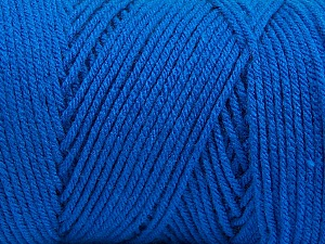 Items made with this yarn are machine washable & dryable. Fiber Content 100% Dralon Acrylic, Brand Ice Yarns, Blue, Yarn Thickness 4 Medium  Worsted, Afghan, Aran, fnt2-48602