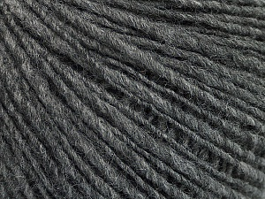Fiber Content 60% Acrylic, 40% Wool, Brand Ice Yarns, Grey, Yarn Thickness 3 Light  DK, Light, Worsted, fnt2-48754