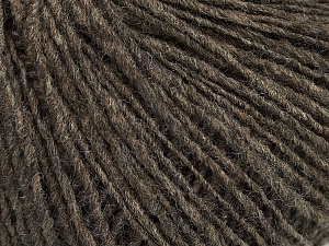 Fiber Content 60% Acrylic, 40% Wool, Brand Ice Yarns, Dark Camel, Yarn Thickness 3 Light  DK, Light, Worsted, fnt2-48755