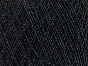 Fiber Content 75% Acrylic, 25% Polyamide, Brand Ice Yarns, Black, Yarn Thickness 1 SuperFine  Sock, Fingering, Baby, fnt2-48791