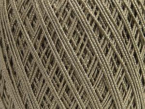 Fiber Content 75% Acrylic, 25% Polyamide, Brand Ice Yarns, Dark Beige, Yarn Thickness 1 SuperFine  Sock, Fingering, Baby, fnt2-48792