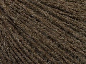 Fiber Content 60% Acrylic, 40% Wool, Brand Ice Yarns, Brown, Yarn Thickness 2 Fine  Sport, Baby, fnt2-48954