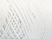 Macrame Cotton Optical White