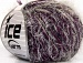Sale Eyelash Blend White Purple Black