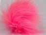 Diameter around 7cm (3&amp) Pink, Brand Ice Yarns, acs-1179