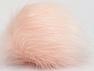 Diameter around 7cm (3&amp) Powder Pink, Brand Ice Yarns, acs-1181