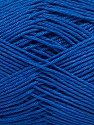 Ne: 8/4. Nm 14/4 Fiber Content 100% Mercerised Cotton, Brand Ice Yarns, Blue, Yarn Thickness 2 Fine  Sport, Baby, fnt2-49604