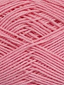 Ne: 8/4. Nm 14/4 Fiber Content 100% Mercerised Cotton, Light Pink, Brand Ice Yarns, Yarn Thickness 2 Fine  Sport, Baby, fnt2-49608