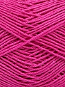 Ne: 8/4. Nm 14/4 Fiber Content 100% Mercerised Cotton, Brand Ice Yarns, Candy Pink, Yarn Thickness 2 Fine  Sport, Baby, fnt2-49848