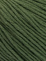 Fiber Content 60% Bamboo, 40% Cotton, Brand Ice Yarns, Dark Khaki, Yarn Thickness 3 Light  DK, Light, Worsted, fnt2-50540