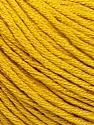 Fiber Content 60% Bamboo, 40% Cotton, Brand Ice Yarns, Gold, Yarn Thickness 3 Light  DK, Light, Worsted, fnt2-50548