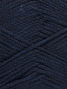 Fiber Content 100% Cotton, Navy, Brand Ice Yarns, Yarn Thickness 2 Fine  Sport, Baby, fnt2-50755