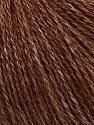 Fiber Content 65% Merino Wool, 35% Silk, Brand Ice Yarns, Brown, Yarn Thickness 1 SuperFine  Sock, Fingering, Baby, fnt2-51454