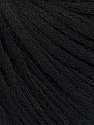 Fiber Content 50% Wool, 50% Acrylic, Brand Ice Yarns, Black, Yarn Thickness 4 Medium Worsted, Afghan, Aran, fnt2-51466