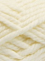 Fiber Content 55% Acrylic, 45% Wool, Light Cream, Brand Ice Yarns, Yarn Thickness 6 SuperBulky  Bulky, Roving, fnt2-51487