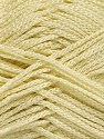 Width is 3 mm Fiber Content 100% Polyester, Brand Ice Yarns, Cream, fnt2-51568