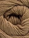 Fiber Content 45% Alpaca, 30% Polyamide, 25% Wool, Light Brown, Brand Ice Yarns, Yarn Thickness 2 Fine  Sport, Baby, fnt2-51590