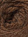 Fiber Content 45% Alpaca, 30% Polyamide, 25% Wool, Brand Ice Yarns, Brown, Yarn Thickness 2 Fine  Sport, Baby, fnt2-51591