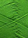 Contenido de fibra 50% Acrílico, 50% De bambú, Brand Ice Yarns, Green, Yarn Thickness 2 Fine  Sport, Baby, fnt2-51654