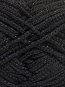 Width is 3 mm Fiber Content 100% Polyester, Brand Ice Yarns, Black, fnt2-51850