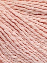 Fiber Content 68% Cotton, 32% Silk, Powder Pink, Brand Ice Yarns, Yarn Thickness 2 Fine  Sport, Baby, fnt2-51937