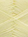 Fiber Content 100% Acrylic, Lemon Yellow, Brand Ice Yarns, Yarn Thickness 2 Fine  Sport, Baby, fnt2-52120