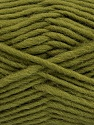 Fiber Content 100% Wool, Brand Ice Yarns, Green, Yarn Thickness 5 Bulky  Chunky, Craft, Rug, fnt2-52569