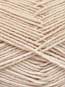 Fiber Content 70% Acrylic, 30% Wool, Powder Pink, Brand Ice Yarns, Yarn Thickness 4 Medium  Worsted, Afghan, Aran, fnt2-52619