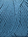 Items made with this yarn are machine washable & dryable. Fiber Content 100% Dralon Acrylic, Jeans Blue, Brand Ice Yarns, Yarn Thickness 4 Medium  Worsted, Afghan, Aran, fnt2-52773