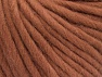 Fiber Content 100% Australian Wool, Rose Brown, Brand Ice Yarns, Yarn Thickness 6 SuperBulky Bulky, Roving, fnt2-52942