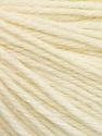 Fiber Content 55% Baby Alpaca, 45% Superwash Extrafine Merino Wool, Brand Ice Yarns, Cream, Yarn Thickness 3 Light  DK, Light, Worsted, fnt2-52945