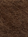 Fiber Content 52% SuperKid Mohair, 35% Polyamide, 13% Superwash Extrafine Merino Wool, Brand Ice Yarns, Brown, Yarn Thickness 1 SuperFine  Sock, Fingering, Baby, fnt2-52948
