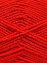 Contenido de fibra 50% De bambú, 50% Acrílico, Tomato Red, Brand Ice Yarns, Yarn Thickness 2 Fine  Sport, Baby, fnt2-53093