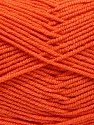 Contenido de fibra 50% De bambú, 50% Acrílico, Brand Ice Yarns, Dark Orange, Yarn Thickness 2 Fine  Sport, Baby, fnt2-53094