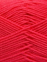 Contenido de fibra 50% De bambú, 50% Acrílico, Brand Ice Yarns, Candy Pink, Yarn Thickness 2 Fine  Sport, Baby, fnt2-53097