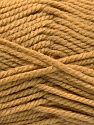 Fiber Content 100% Acrylic, Light Brown, Brand Ice Yarns, Yarn Thickness 5 Bulky  Chunky, Craft, Rug, fnt2-53173