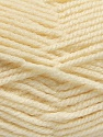 Fiber Content 100% Acrylic, Brand Ice Yarns, Cream, Yarn Thickness 5 Bulky  Chunky, Craft, Rug, fnt2-53175
