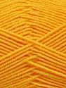 Contenido de fibra 50% De bambú, 50% Acrílico, Yellow, Brand Ice Yarns, Yarn Thickness 2 Fine  Sport, Baby, fnt2-53331