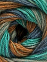 Fiber Content 60% Acrylic, 20% Angora, 20% Wool, Mint Green, Brand Ice Yarns, Grey, Brown, Blue, Yarn Thickness 2 Fine  Sport, Baby, fnt2-53563
