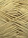 Fiber Content 100% Mercerised Cotton, Light Khaki, Brand Ice Yarns, Yarn Thickness 2 Fine  Sport, Baby, fnt2-53791