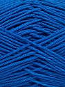 Fiber Content 100% Mercerised Cotton, Brand Ice Yarns, Dark Blue, Yarn Thickness 2 Fine  Sport, Baby, fnt2-53792